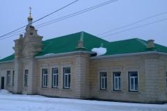 Здание Учительской семинарии 1915г.