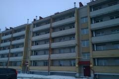 50 Квартирный жилой дом