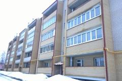 55 Квартирный жилой дом